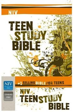 Bargain e-Book: NIV Teen Study Bible {by Zonderkidz} ~ $2.99!!