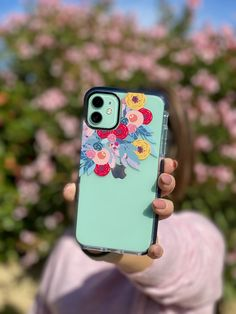 diy phone case 771734086135131953 - A cornucopia of flowers 🌸💐🌺 Flower Burst available for iPhone 11 /XR, iPhone 11 Pro, iPhone 11 Pro Max Source by