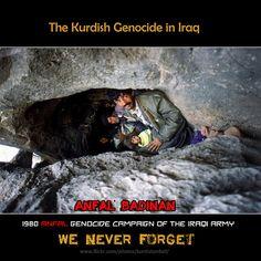 The Kurdish Genocide in Iraq