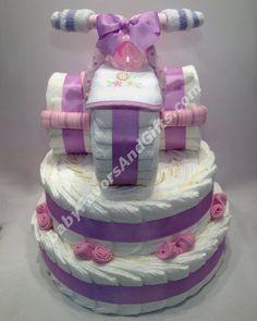 Best 25+ Unique diaper cakes ideas