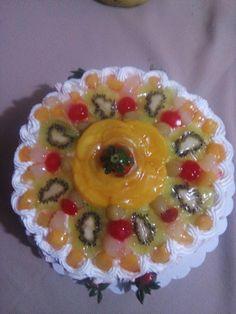 Tutifruit cake