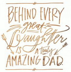 An amazing dad makes all the difference.love my husband for being just that! ♥father quotes, fathers day sayings, dad quotes and happy father's day Short Father Daughter Quotes, Daddy Daughter Dance, Fathers Day Quotes, Mother Daughters, Daddys Girl Sayings, Father Quotes From Daughter, Cousin Quotes, Happy Fathers Day, Quotes To Live By