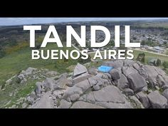 Tandil, province of Buenos Aires, Argentina San Diego, South America, Pacific Northwest, Humor, Montana, Youtube, Buenos Aires, Be Nice, Cities