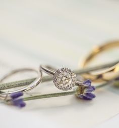 engagement ring; photo: Carlie Statsky Photography
