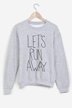 Rad | Sweat Let's Run - LEAH FLORES