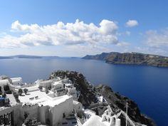 Greek island Greek Islands, Santorini, River, Outdoor, Greek Isles, Outdoors, Outdoor Living, Garden, Rivers