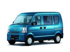 Mazda Scrum Van Buster '2005–15