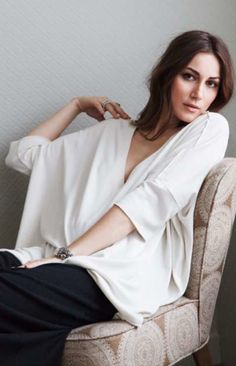 Emanuelle Top Fall/Winter 2014 Collection