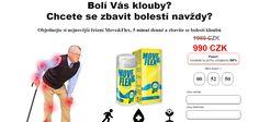 Move&Flex - CZ/Czech republic - Joints Czech Republic, Ted, Bohemia