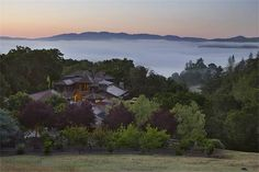 Single Family Home for Sale at California Estate with a European Soul Calistoga, California.  This  home is just beautiful! Just to stay a week would be a dream.