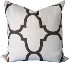 Windsor Smith for Kravet-Designer Decorative Pillow by KLineDeco
