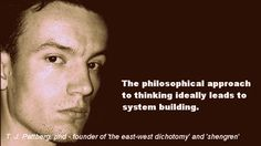 Pattberg Quote / Philosophy and System Building