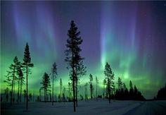 Northern Lights, Arctic Sweden