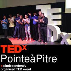 TEDxPointeàPitre : que de réactions positives ! Extraits, à lire. http://www.tedxpointeapitre.com/tedxpointeapitre-que-de-reactions-positives/ #TEDxPTP