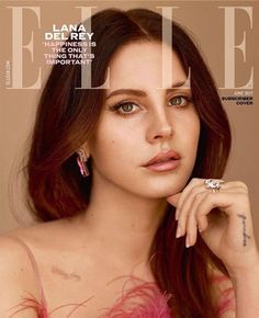 Lana Del Rey Elle Uk