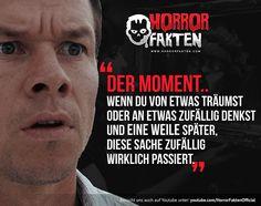 ❝Der Moment ist wirklich Brainfuck..Wer kennts? ❞ #horrorfakten