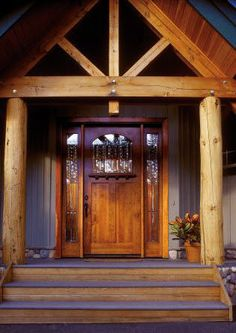 Front door with sidelight - 387 - ArchiExpo