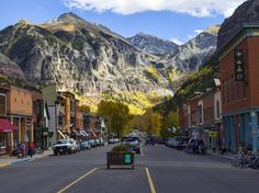 Pristine alpine skiing meets luxury in Telluride, a picturesque former mining town. Grab a Local's Lager at the Telluride Brewing Company, or learn more about the town's history at the Telluride Historical Museum, located in a converted hospital built in 1896. Return in summer for the world-renowned Bluegrass Festival, where you can listen to live performances against the backdrop of the San Juan mountains.
