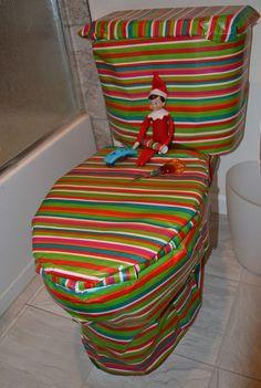 All The Elf On The Shelf Ideas You'll Need This Christmas #ElfOnTheShelf #Christmas #Xmas
