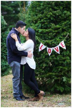 Christmas Tree Farm Session Jimenez Family » New Jersey Wedding Photographer Digna Toledo