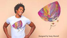 Graphic design digital download-Sublimation vector   Etsy Vector Design, Graphic Design, Afro Girl, Digital Prints, Typography, Etsy, Fingerprints, Letterpress, Letterpress Printing