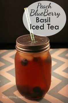 Easy Perfect Summer Drink #Recipe With Pure Leaf Not Too Sweet Iced Tea! #Sponsored