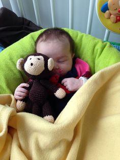Zoomigurumi crochet diy monkey