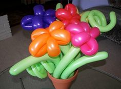 Browse our gallery and see a sampling of all the great Balloon arrangements we've done in the past. Balloon Flowers, Balloon Arch, Art Flowers, Flower Art, Balloons, Balloon Arrangements, Trees, Fun, Design