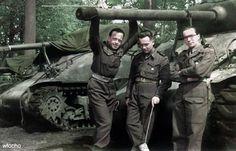 England 1944 - 1st Polish Armor Division
