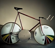 All sizes | Colnago Master for Eros Poli , 1986 / now in Bangkok | Flickr - Photo Sharing!