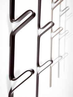 Wall-mounted steel coat rack DIDI SYSTEM - YDF