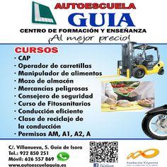 Autoescuela Guía - Tu Carnet y más