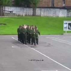 The Russian army singing the Barbie Girl song XD #hetalia<--- I think Ivan spent too much time with Alfred XD