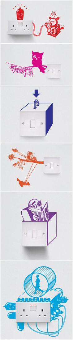 artistic.. something..