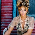 beyonce hairstyles updos
