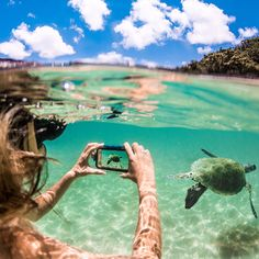 Waterproof phone accessories that we're obsessing over Iphone 7, Iphone Cases, Waterproof Phone Case, Multi Touch, Wide Angle Lens, Double Tap, Gopro, Phone Accessories, Safari