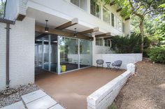 Outstanding mid-century modern home with a seamless master suite addition. Loads of mcm architectural details and WOW FACTOR.