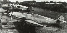 Me-109 G . Russian Campaign . 1941 ...