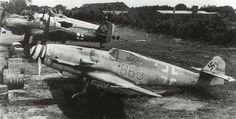 Me-109 G .  Russian Campaign . 1941 ...