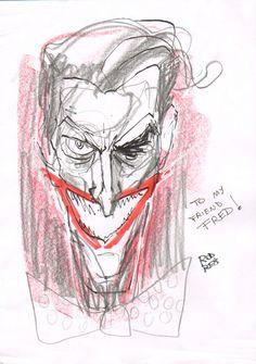 The Joker by Rod Reis *