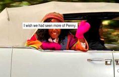 Pushing Daisies - Penny !!!