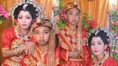 Ini Pernikahan Heboh Pengantinya Ternyata Baru Lulus SD https://plus.google.com/+DianRainbowhijabis/posts/XGmpzauuVpk