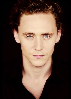 Loki and Tom Hiddleston are pretty