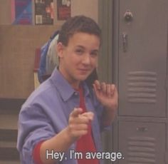Cory Matthews love this show Cory Matthews, Girl Meets World, Boy Meets World Quotes, Low Self Esteem, Tv Quotes, Mood Pics, Humor, Reaction Pictures, Favorite Tv Shows