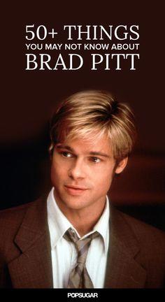 How well do you know Brad Pitt?