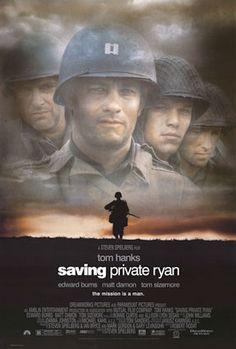Saving Private Ryan.  a little bit.