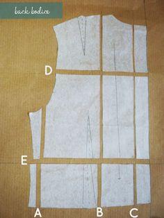 A Stitching Odyssey: Dakota Sewalong - Grading Your Pattern Sewing Hacks, Sewing Tutorials, Sewing Projects, Sewing Tips, Sewing Ideas, Pattern Grading, Pattern Cutting, Vintage Patterns, Sewing Patterns