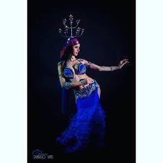 Atelier Yasmin Hassanein - Trajes para Dança do Ventre - Bellydance Costumes: Bellydance Costume by Yasmin Hassanein
