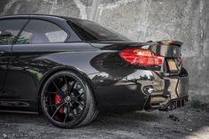 #BMW #F83 #M4 #Convertible #Black #Pearl #Provocative #Eyes #Handsome #Burn #Sun #Summer #Freedom #Follow