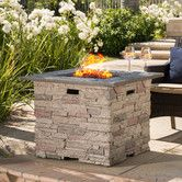 Found it at Wayfair - Playa Magnesium Oxide Propane Fire Pit